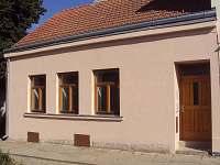 Rekreační dům na horách - okolí Borovné