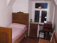 ložnice - chalupa k pronajmutí Chroustov