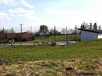 Multifunkční hřiště - asfaltový povrch - Mezilesí