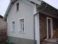 Chalupa Polnička - ubytování Polnička