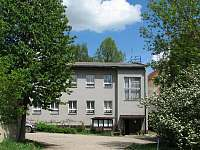 Červená Řečice léto 2018 ubytování