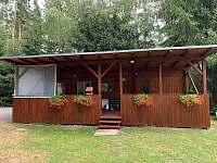 Letní mobilní dům - chata ubytování Svatojánské Lázně - 2