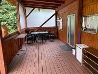Letní mobilní dům - chata k pronajmutí - 8 Svatojánské Lázně