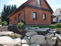 ubytování Tři Studně - chata k pronajmutí