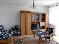 Apartmán na horách - dovolená na Vysočině