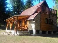 ubytování Ski park Harusův kopec - Nové Město na Moravě na chatě k pronajmutí - Světnov