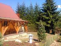 Chata pozemek nově - ubytování Světnov
