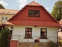 ubytování Český Herálec na chalupě k pronájmu
