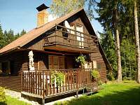 Chata k pronájmu - dovolená Přehrada Strž rekreace Pokojov