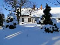 Chalupa Sedmička -zimní zahrada