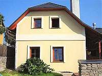 Chalupa k pronájmu - dovolená Žďársko rekreace Borovnice