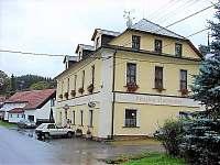 Penzion Borovnice - chalupa k pronajmutí