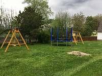 Dětský koutek - Hněvkovice u Ledče nad Sázavou