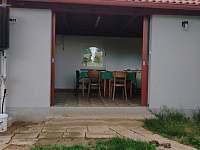 krbová místnost - chalupa k pronájmu Hněvkovice u Ledče nad Sázavou