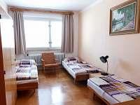 pokoj č.2 - chalupa ubytování Nové Město na Moravě