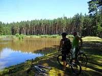 Okoli idealni pro cykloturistiku