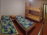 Zelený pokoj - chalupa ubytování Jiříkovice