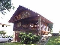 Chata k pronajmutí - Červená Řečice Vysočina
