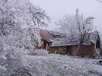 Zimní pohled - Horní Lhotice