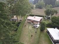 Pronájem chaty v Bartoušově