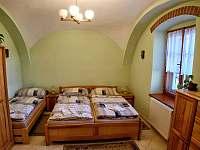 pokoj 2 - chalupa k pronájmu Řásná