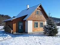 ubytování Ski areál Polička Chata k pronájmu - Krásné