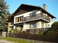 Rodinný dům na horách - zimní dovolená Nové Město na Moravě