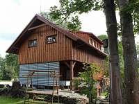 Chata k pronajmutí - dovolená Rybník Malý Pařezitý rekreace Rohozná u Jihlavy