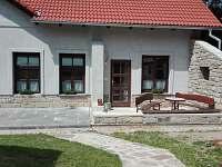 Chalupa k pronajmutí - dovolená  Trojanský rybník rekreace Boršov - Zbuzany