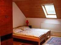 Hlavní ložnice - dvoulůžko