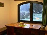 Jídelní stůl v kuchyni - Kouty u Ledče nad Sázavou