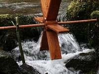 Potok - chalupa k pronajmutí Kouty u Ledče nad Sázavou