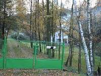 Příjezdová cesta - Kouty u Ledče nad Sázavou