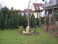 Koutek na zahradě
