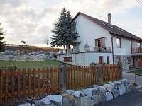 Rekreační dům na horách - okolí Hubenova