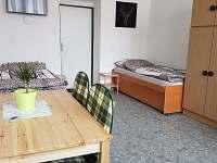 Brtnice ubytování 14 lidí  ubytování