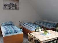 pokoj č. 1 - hostel ubytování Brtnice