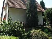Chata ubytování v obci Volichov