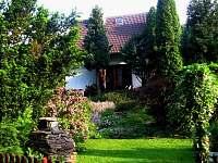 Rekreační chata Želiv - jiný pohled