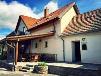 ubytování na Třebíčsku Penzion na horách - Habří