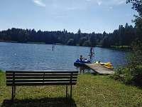 Letní radovánky u rybníka...