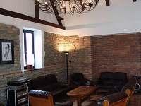 Společenská místnost 7 - pronájem chalupy Litkovice u Žirovnice