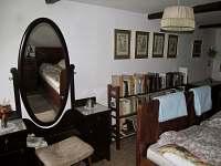 Ložnice č. 1 v prvním patře