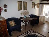 Ložnice č. 2 v prvním patře
