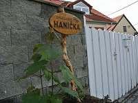chalupa Hanička - k pronájmu Štěměchy