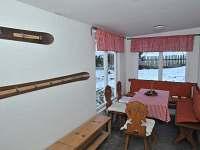 veranda - chalupa ubytování Fryšava pod Žákovou horou