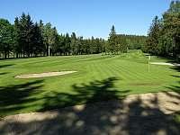 Golf Club Svratka - chata k pronajmutí