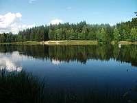 Rybník Chochol - přírodní koupalište - Svratouch