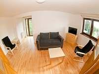 Apartmán v podkroví - ubytování Sklené