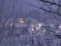 zimní zámek v Dalečíně - pronájem chalupy